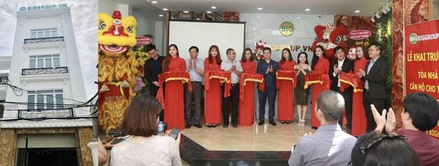 Big Group khai trương toà nhà căn hộ cho thuê ở đường Huỳnh Tấn Phát, Quận 7, TP.HCM