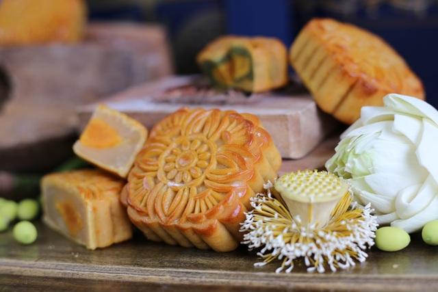 Bánh Trung thu Trống Đồng