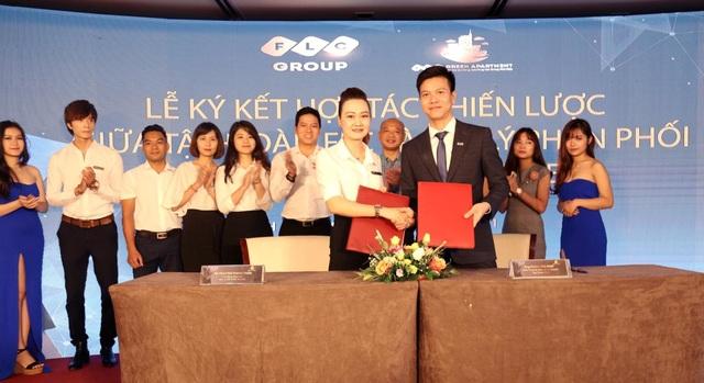Hải Phát Global tự hào là đơn vị phân phối chính thức của dự án FLC Green Aparment