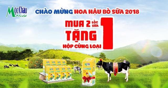 Mộc Châu Milk: Dinh dưỡng trọn vẹn, sữa mát lành từ mẹ thiên nhiên - 3