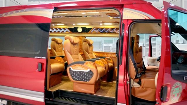 Huệ Nghĩa Limousine nâng tầm chất lượng xe khách tại Tây Ninh - 4