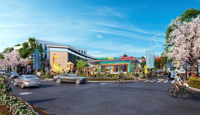 Viva Park được xây dựng theo mô hình đô thị khép kín cùng nhiều tiện ích cao cấp. Bất động sản tại Đồng Nai tăng giá nhờ đề án quy hoạch vùng TP.HCM Bất động sản tại Đồng Nai tăng giá nhờ đề án quy hoạch vùng TP.HCM img20180830150701114 f79e0