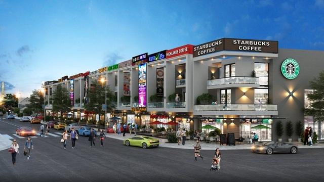 Sở hữu những mặt bằng kinh doanh hoặc nhà phố vừa để ở vừa kết hợp kinh doanh như Sunshine Residence sẽ là xu thế tại Biên Hòa