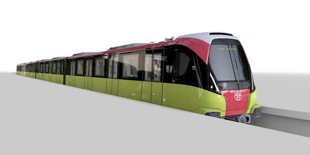 Hà Nội khảo sát ý kiến người dân về thiết kế đoàn tàu metro tuyến số 3, đoạn Nhổn - ga Hà Nội - 1