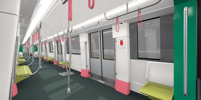 Hà Nội khảo sát ý kiến người dân về thiết kế đoàn tàu metro tuyến số 3, đoạn Nhổn - ga Hà Nội - 2