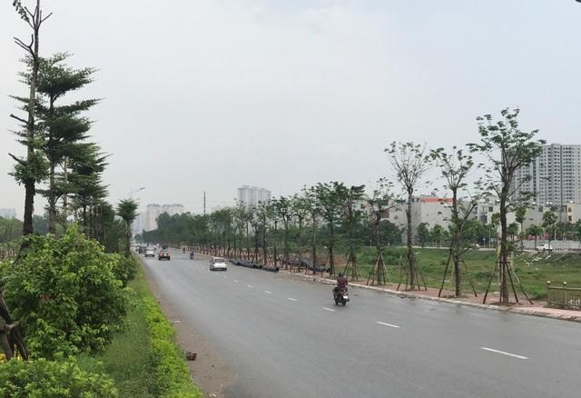 Đường trục phía Nam Hà Tây là tuyến đường quan trọng chạy qua địa phận các quận Hà Đông, huyện Thanh Oai, huyện Ứng Hòa, huyện Phú Xuyên. Điểm đầu tuyến đường tiếp giao đường Phúc La - Văn Phú (Kiến Hưng, Hà Đông). Điểm cuối tiếp giao Quốc lộ 1A - đoạn phía dưới cầu Giẽ (Châu Can, Phú Xuyên).