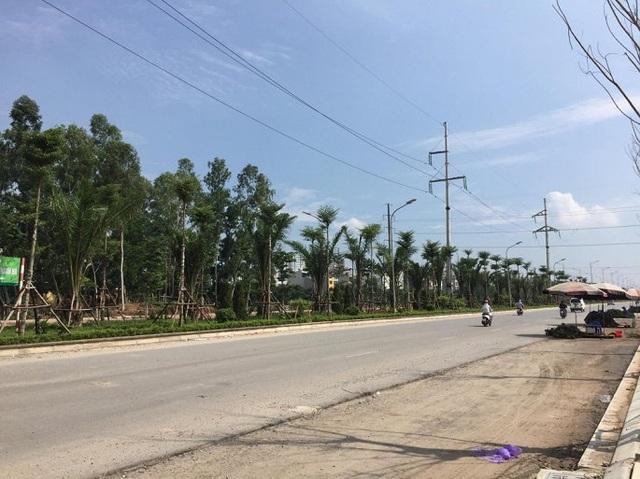 Cùng với việc hoàn thiện nhanh chóng tuyến đường này, khu đô thị Thanh Hà cũng được thay da, đổi thịt sau hơn một năm được Công ty Cổ phần Tập đoàn Mường Thanh hồi sinh.