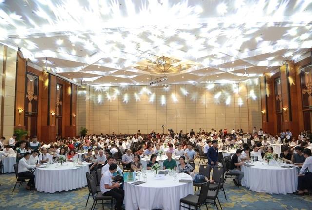 Sự kiện mở bán Citadines Marina Halong thu hút lượng lớn khách hàng quan tâm