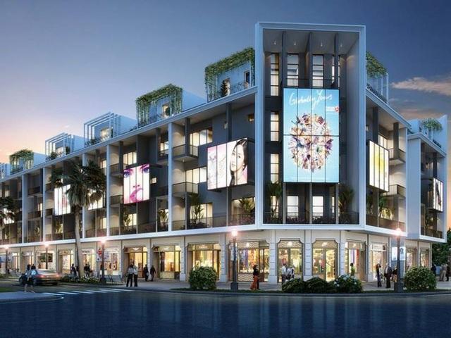 Shophouse tại dự án The Manor Central Park Nguyễn Xiển, Hà Nội