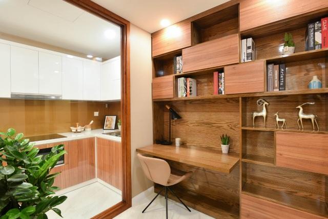 Phong cách thiết kế tối giản, hiện đại của các căn hộ LIMO tại D. El Dorado phù hợp với xu hướng lựa chọn nhà ở của những người trẻ thành đạt, có lối sống độc lập