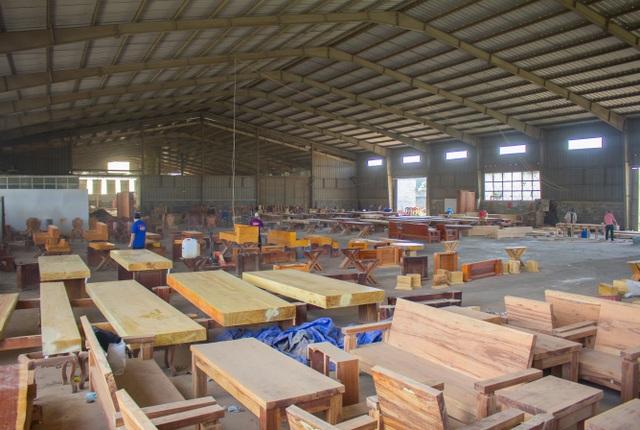 Công ty Minh Long Sang Trọng: DN tiên phong hàng đầu trong sản xuất nội thất gỗ tự nhiên nguyên khối - 2