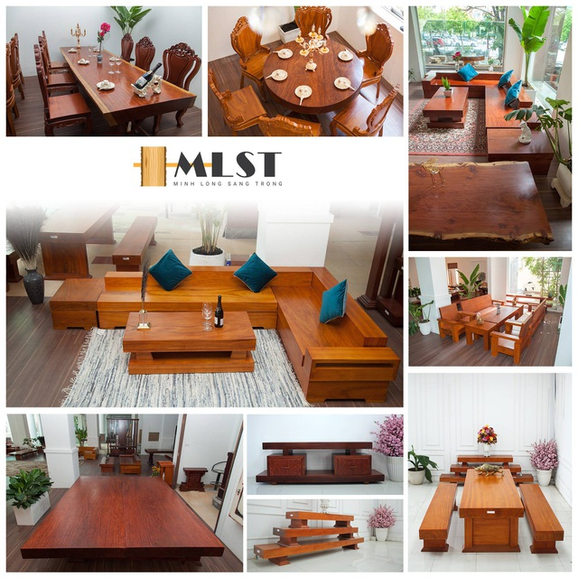 Công ty Minh Long Sang Trọng: DN tiên phong hàng đầu trong sản xuất nội thất gỗ tự nhiên nguyên khối - 5