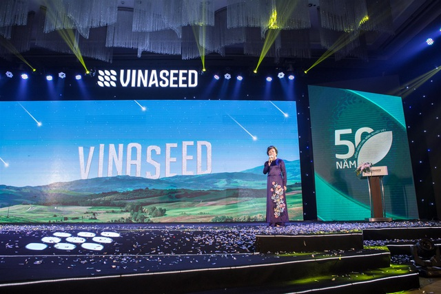 Vinaseed - 50 năm đồng hành cùng Nông nghiệp Việt - 2