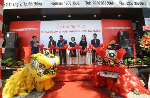 HMH Việt Nam - nhà phân phối chính thức thương hiệu BOSCH - khai trương văn phòng và showroom tại Đà Nẵng