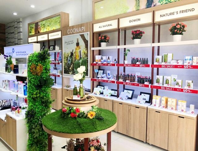 Tham quan cửa hàng đầu tiên của COONAPI phân phối sản phẩm Hàn Quốc - 2