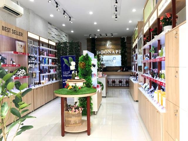 Tham quan cửa hàng đầu tiên của COONAPI phân phối sản phẩm Hàn Quốc - 3