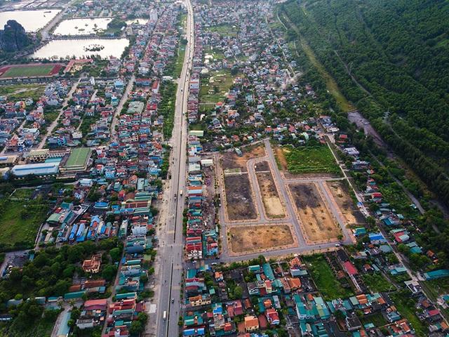 Toàn cảnh dự án đất nền Cao Sơn do DHT Group làm chủ đầu tư
