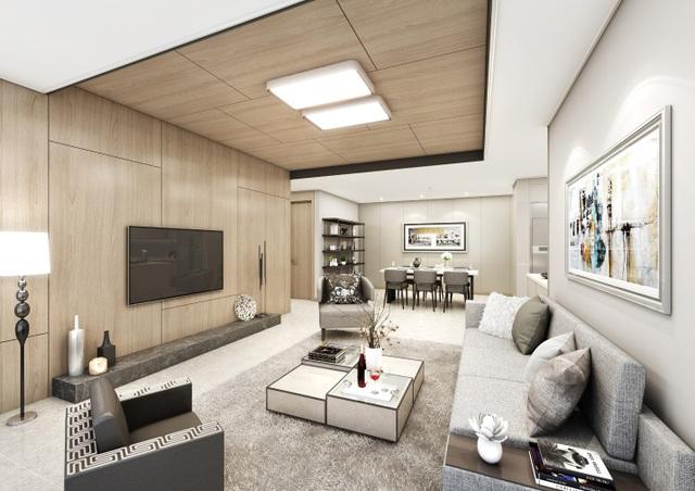 Các căn hộ cao cấp tại Starlake Tây Hồ Tây được thiết kế tối ưu ánh sáng và trang bị nội thất tiêu chuẩn quốc tế