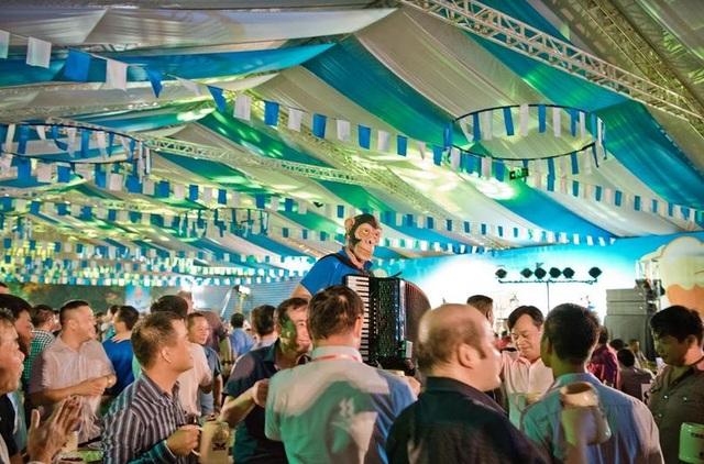 Trải nghiệm sự kiện Oktoberfest chính thống tại Việt Nam - 1