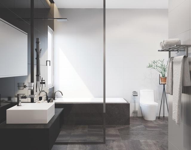 Bộ sưu tập InnoSquare từ Häfele là một trong những lựa chọn hàng đầu cho các phòng tắm hiện đại với thiết kế góc cạnh và mạnh mẽ.