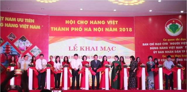Hà Nội tiếp sức DN phát triển thương hiệu Việt - 1