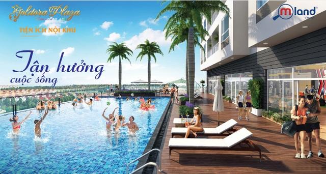 TEMATCO công bố dự án Goldora Plaza tại khu Nam Sài Gòn - 1