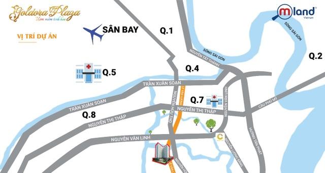 TEMATCO công bố dự án Goldora Plaza tại khu Nam Sài Gòn - 2