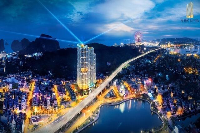 Tầm nhìn đắt giá của dự án Hạ Long Bay view