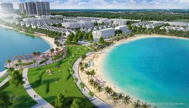 """Vinhomes ra mắt """"thành phố đại dương"""" VinCity Ocean Park - 2"""