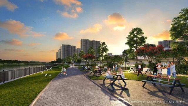 """Vinhomes ra mắt """"thành phố đại dương"""" VinCity Ocean Park - 4"""