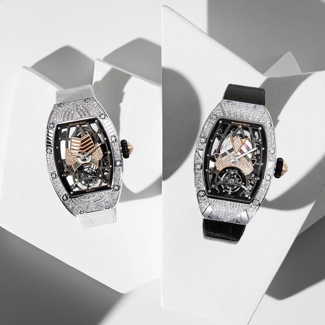 Sự ra đời của RM 71-01 Tourbillon Talisman đánh dấu sự dịch chuyển mới của Richard Mille, mang đến những thiết kế mới dành cho phái đẹp.