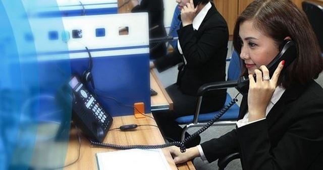 Chatbot hỗ trợ song hành cùng các Tổng đài viên tại Trung tâm chăm sóc khách hàng của EVN HANOI
