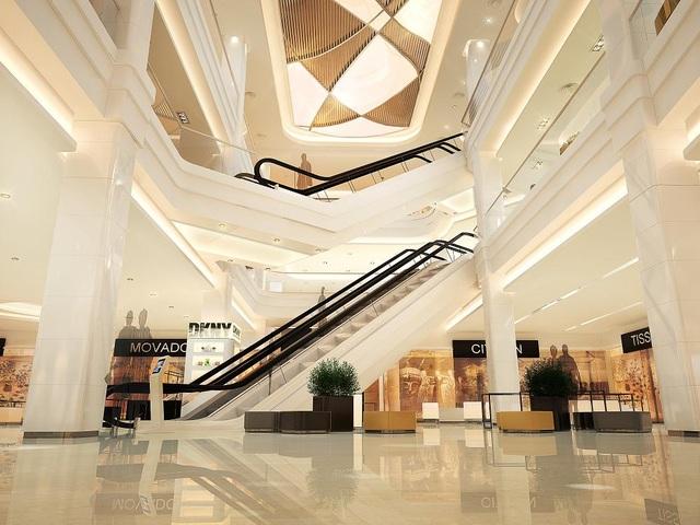 Trung tâm thương mại Pearl Center Thảo Điền