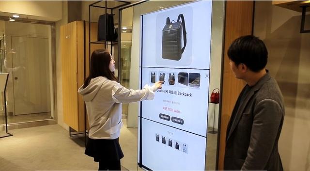 Ứng dụng Smart Brochure giúp khách hàng có những trải nghiệm mua sắm vượt trội.