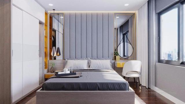 100% căn hộ Bea Sky được đảm bảo gió và ánh sáng tự nhiên.