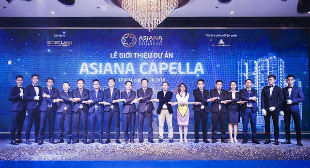 Chủ đầu tư Gotec Land hợp tác Đất Xanh miền Nam phân phối dự án Asiana Capella - 1