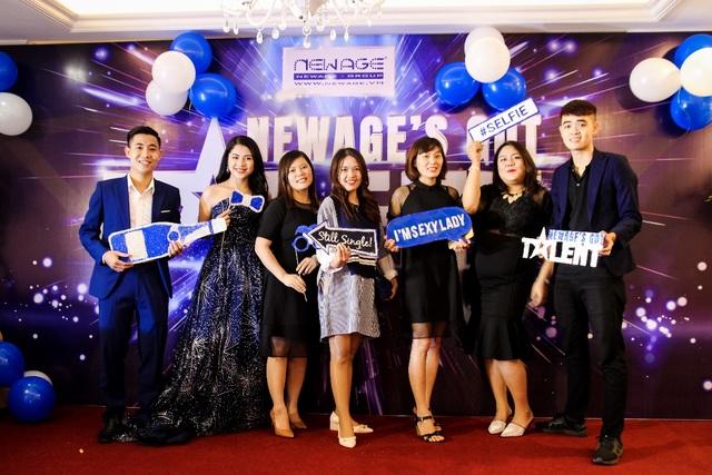 Newage's Got Talent – Sự kiện tạo tiếng vang trong giới doanh nghiệp tháng 10 - 1