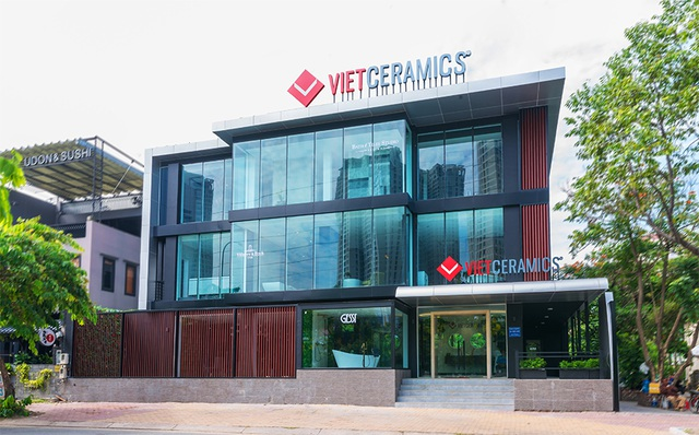 Showroom Thiết kế & Trưng bày Vietceramics (65 Song Hành, Phường An Phú – T.phố Hồ Chí Minh)