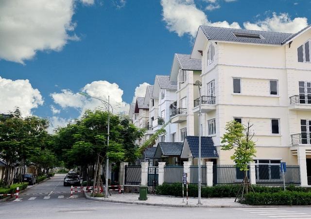 Không gian đáng sống tại biệt thự An Khang Villa