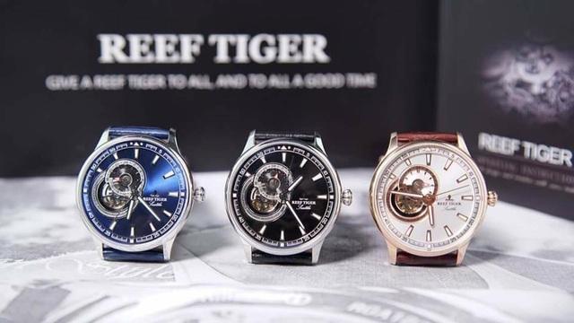 Cũng giống như các dòng đồng hồ tên tuổi, Reef Tiger cũng bị làm giả. Từ làm giả công khai với mức giá rẻ giật mình, cho đến những mẫu đồng hồ giả chuyên nghiệp, chuẩn chỉ từ những chi tiết nhỏ nhất.