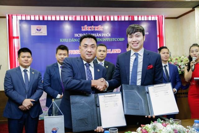 Cái bắt tay chiến lược hợp tác giữa Investcorp và Midland