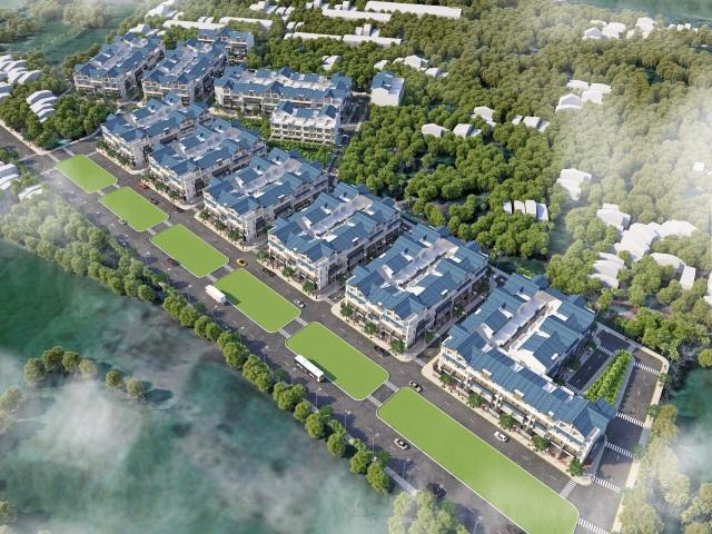 Khu dân cư Xuân Tiên Investcorp sẽ góp phần thay đổi diện mạo Thanh Hóa trong tương lai