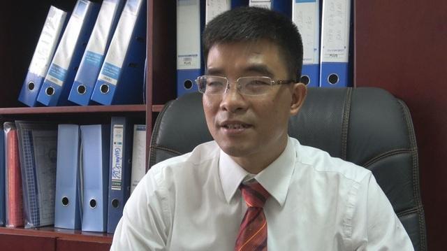 Ông Nguyễn Thế Hinh – Giám đốc Dự án LCASP