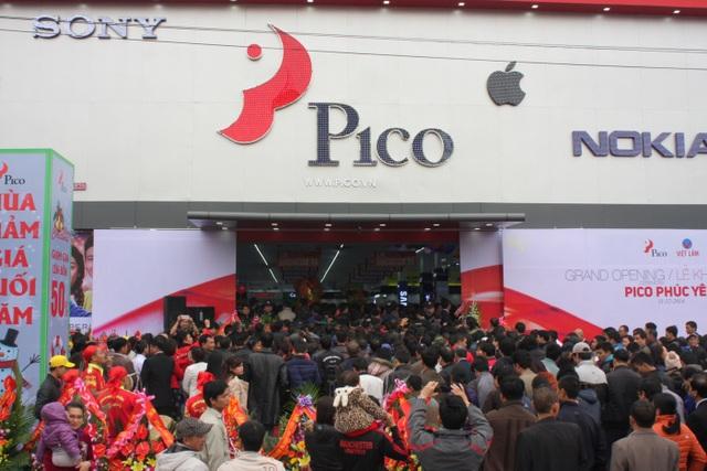 Sự kiện Khai Trương dự kiến thu hút lượng khách khủng tới tham quan, mua sắm