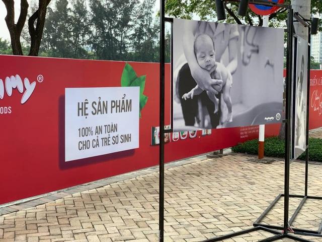 """Rưng rưng với triển lãm ảnh """"Sinh nở"""" ấn tượng tại TP. Hồ Chí Minh - 4"""