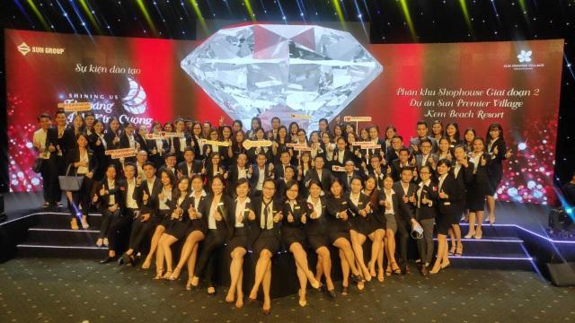 Lực lượng SmartRealtors & Partners tham gia dự án Sun Group
