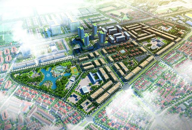 Hoài Đức lên Quận và dự án Westpoint Nam 32 trở thành tâm điểm của quận mới