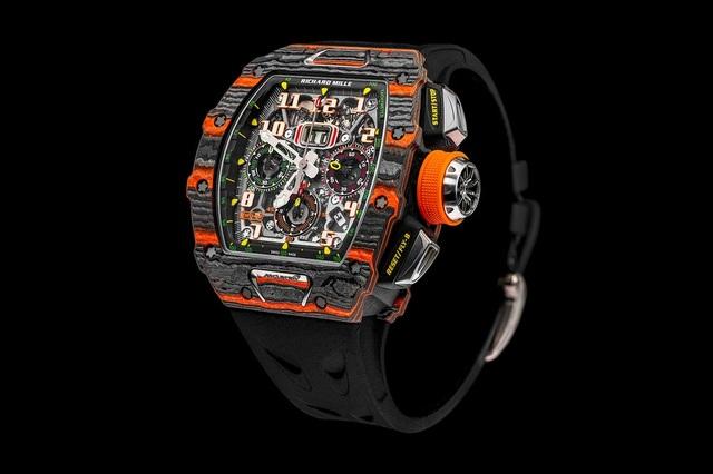 RM 11-03 McLaren - Cỗ xe đua thực thụ sẵn sàng cho mọi  cuộc đua - 1