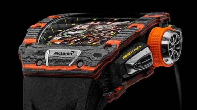 RM 11-03 McLaren - Cỗ xe đua thực thụ sẵn sàng cho mọi  cuộc đua - 2