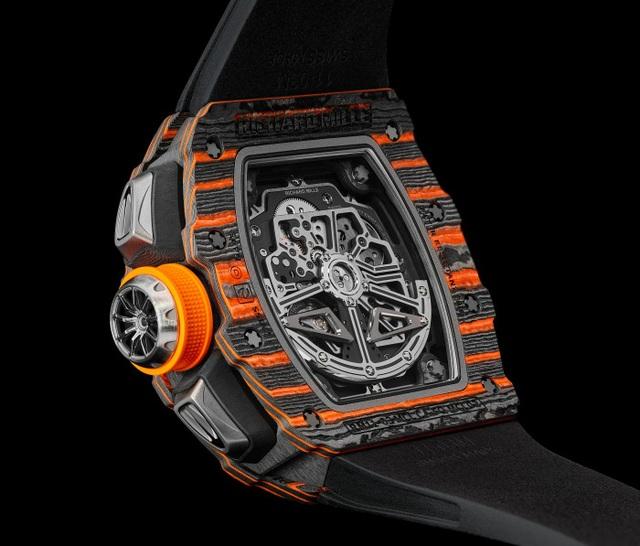 RM 11-03 McLaren - Cỗ xe đua thực thụ sẵn sàng cho mọi  cuộc đua - 3